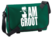 I AM GROOT M/BAG - INSPIRED BY GUARDIANS OF THE GALAXY